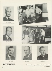 Page 14, 1953 Edition, Wauwatosa High School - Cardinal Pennant Yearbook (Wauwatosa, WI) online yearbook collection