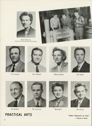 Page 16, 1953 Edition, Wauwatosa High School - Cardinal Pennant Yearbook (Wauwatosa, WI) online yearbook collection