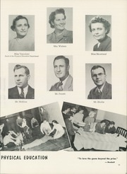 Page 17, 1953 Edition, Wauwatosa High School - Cardinal Pennant Yearbook (Wauwatosa, WI) online yearbook collection