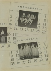 Page 3, 1953 Edition, Wauwatosa High School - Cardinal Pennant Yearbook (Wauwatosa, WI) online yearbook collection
