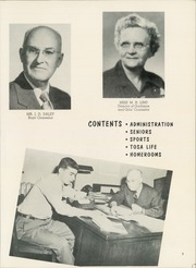 Page 7, 1953 Edition, Wauwatosa High School - Cardinal Pennant Yearbook (Wauwatosa, WI) online yearbook collection