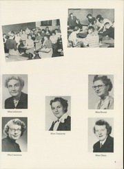 Page 9, 1953 Edition, Wauwatosa High School - Cardinal Pennant Yearbook (Wauwatosa, WI) online yearbook collection