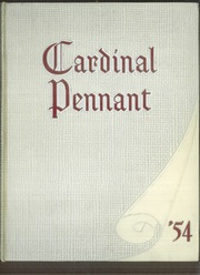 1954 Edition, Wauwatosa High School - Cardinal Pennant Yearbook (Wauwatosa, WI)