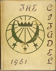 1961 Edition, Racine Lutheran High School - Citadel Yearbook (Racine, WI)