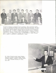 Page 10, 1961 Edition, Racine Lutheran High School - Citadel Yearbook (Racine, WI) online yearbook collection