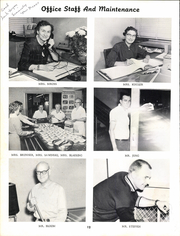 Page 16, 1961 Edition, Racine Lutheran High School - Citadel Yearbook (Racine, WI) online yearbook collection