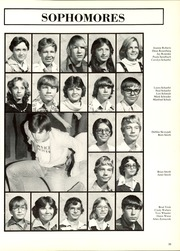 Racine Lutheran High School - Citadel Yearbook (Racine, WI) online yearbook collection, 1978 Edition, Page 39
