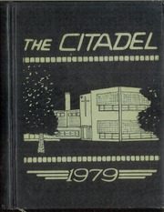 1979 Edition, Racine Lutheran High School - Citadel Yearbook (Racine, WI)