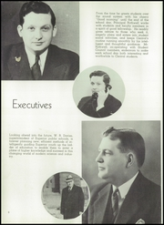 Page 10, 1939 Edition, Central High School - Echo Yearbook (Superior, WI) online yearbook collection