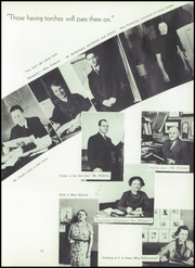 Page 17, 1939 Edition, Central High School - Echo Yearbook (Superior, WI) online yearbook collection