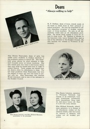 Page 10, 1940 Edition, Central High School - Echo Yearbook (Superior, WI) online yearbook collection
