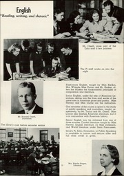 Page 15, 1940 Edition, Central High School - Echo Yearbook (Superior, WI) online yearbook collection