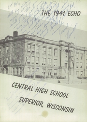 Page 5, 1941 Edition, Central High School - Echo Yearbook (Superior, WI) online yearbook collection