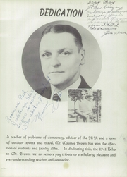 Page 7, 1941 Edition, Central High School - Echo Yearbook (Superior, WI) online yearbook collection