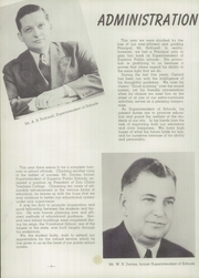 Page 8, 1941 Edition, Central High School - Echo Yearbook (Superior, WI) online yearbook collection