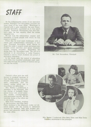 Page 9, 1941 Edition, Central High School - Echo Yearbook (Superior, WI) online yearbook collection