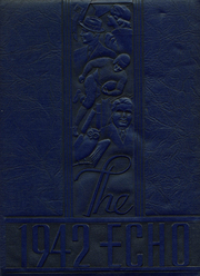 1942 Edition, Central High School - Echo Yearbook (Superior, WI)