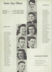 Page 12, 1942 Edition, Central High School - Echo Yearbook (Superior, WI) online yearbook collection