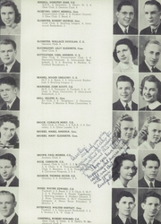 Page 15, 1942 Edition, Central High School - Echo Yearbook (Superior, WI) online yearbook collection