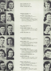 Page 17, 1942 Edition, Central High School - Echo Yearbook (Superior, WI) online yearbook collection