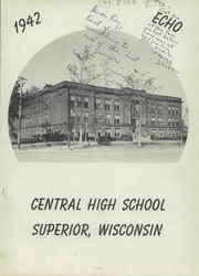 Page 5, 1942 Edition, Central High School - Echo Yearbook (Superior, WI) online yearbook collection