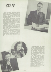 Page 9, 1942 Edition, Central High School - Echo Yearbook (Superior, WI) online yearbook collection