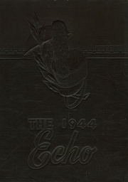 1944 Edition, Central High School - Echo Yearbook (Superior, WI)