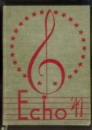 1947 Edition, Central High School - Echo Yearbook (Superior, WI)