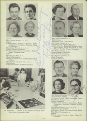 Page 16, 1950 Edition, Central High School - Echo Yearbook (Superior, WI) online yearbook collection
