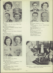 Page 17, 1950 Edition, Central High School - Echo Yearbook (Superior, WI) online yearbook collection