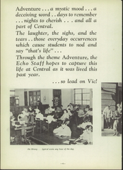 Page 8, 1950 Edition, Central High School - Echo Yearbook (Superior, WI) online yearbook collection