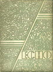 1953 Edition, Central High School - Echo Yearbook (Superior, WI)