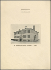 Page 10, 1923 Edition, Tri County High School - Penguin Yearbook (Plainfield, WI) online yearbook collection