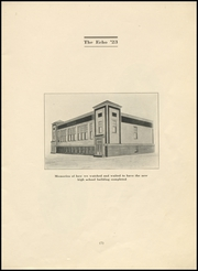 Page 11, 1923 Edition, Tri County High School - Penguin Yearbook (Plainfield, WI) online yearbook collection