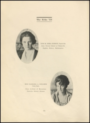 Page 12, 1923 Edition, Tri County High School - Penguin Yearbook (Plainfield, WI) online yearbook collection