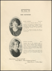 Page 14, 1923 Edition, Tri County High School - Penguin Yearbook (Plainfield, WI) online yearbook collection