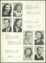 Page 12, 1948 Edition, Tri County High School - Penguin Yearbook (Plainfield, WI) online yearbook collection