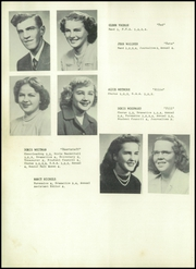 Page 14, 1948 Edition, Tri County High School - Penguin Yearbook (Plainfield, WI) online yearbook collection