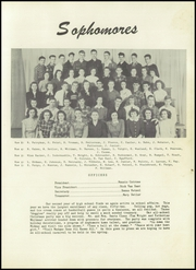 Page 17, 1948 Edition, Tri County High School - Penguin Yearbook (Plainfield, WI) online yearbook collection
