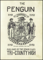 Page 5, 1948 Edition, Tri County High School - Penguin Yearbook (Plainfield, WI) online yearbook collection