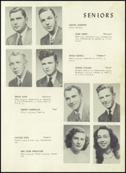 Page 9, 1948 Edition, Tri County High School - Penguin Yearbook (Plainfield, WI) online yearbook collection