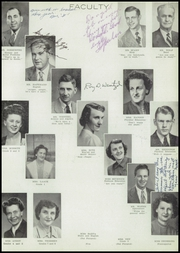 Page 13, 1954 Edition, Brillion High School - Owl Yearbook (Brillion, WI) online yearbook collection