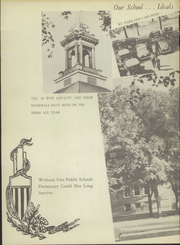 Page 6, 1941 Edition, Reedsburg High School - Gleaner Yearbook (Reedsburg, WI) online yearbook collection