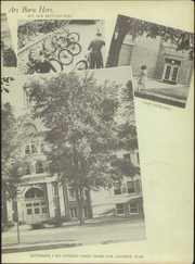 Page 7, 1941 Edition, Reedsburg High School - Gleaner Yearbook (Reedsburg, WI) online yearbook collection