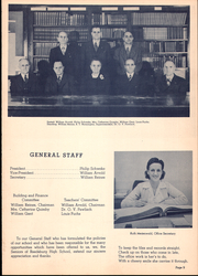 Page 13, 1943 Edition, Reedsburg High School - Gleaner Yearbook (Reedsburg, WI) online yearbook collection