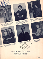 Page 15, 1943 Edition, Reedsburg High School - Gleaner Yearbook (Reedsburg, WI) online yearbook collection