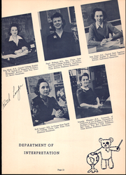 Page 17, 1943 Edition, Reedsburg High School - Gleaner Yearbook (Reedsburg, WI) online yearbook collection