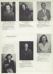 Page 11, 1950 Edition, Reedsburg High School - Gleaner Yearbook (Reedsburg, WI) online yearbook collection