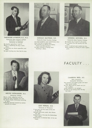 Page 12, 1950 Edition, Reedsburg High School - Gleaner Yearbook (Reedsburg, WI) online yearbook collection