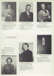 Page 13, 1950 Edition, Reedsburg High School - Gleaner Yearbook (Reedsburg, WI) online yearbook collection